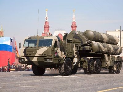 Air Defense of the Crimea will be Strengthen With New Division S-400