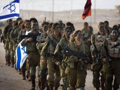 Израиль начал военную операцию на границе с Ливаном