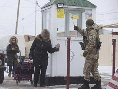 Более 800 россиян не пустили на Украину после введения военного положения