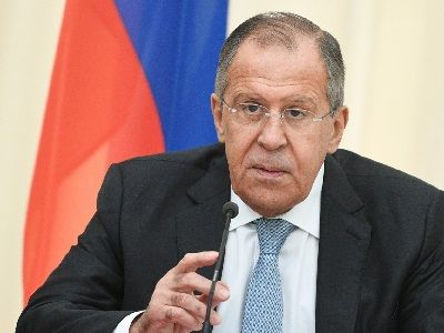 Lavrov: Russia Will Not Fight With Ukraine