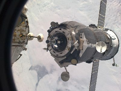 Russia Has Created a New System of Docking Ships to the ISS
