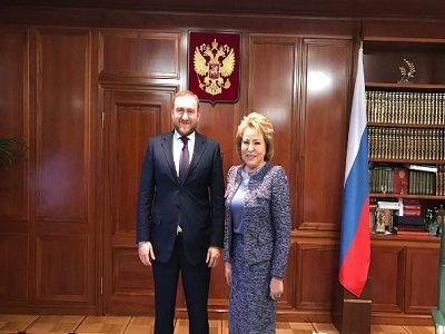 Арашуков останется сенатором: лишить его полномочий может только суд