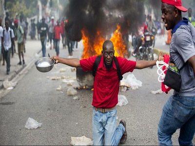 Гаити выступает против США и просит помощи у России
