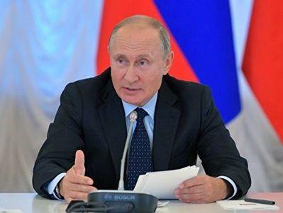 Путин пообещал бизнесменам создать платформу, где они смогут жаловаться на факты давления