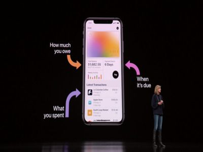Apple Introduced Its First Financial Product - Apple Card