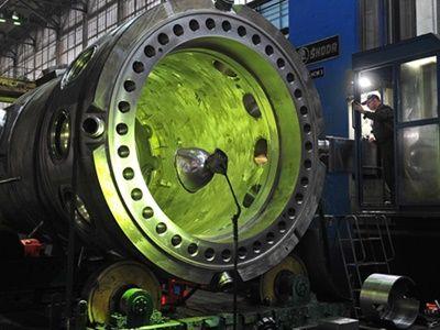 В 2027 году планируется запустить первый блок АЭС малой мощности
