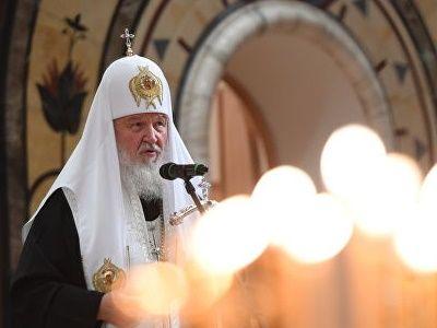 Патриарх Кирилл прокомментировал трагедию в Одессе