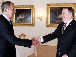МИД РФ подтвердило встречу Лаврова и Помпео
