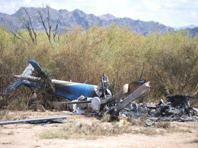 Крушение вертолёта в США: найдены тела погибших