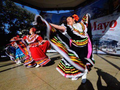 В Мексике отпраздновали победу над Наполеоном