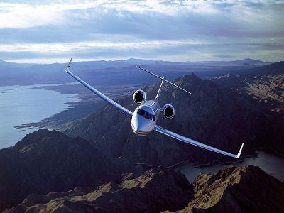 В горах Мексики потерпел крушение самолёт