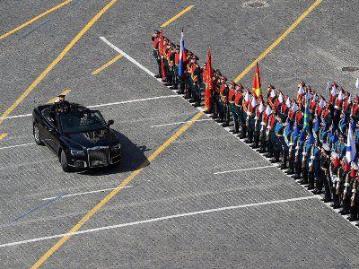 В столице состоялась генеральная репетиция парада Победы