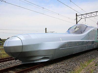 В Японии представили самый скоростной поезд