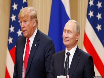 Trump Doesn't Want to Consider Russia an Enemy
