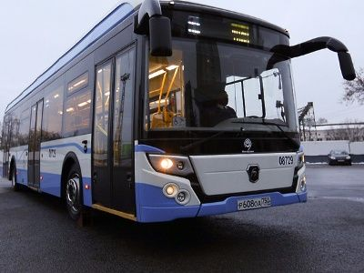 Moscow Leads in the Number of Electric Buses in Europe