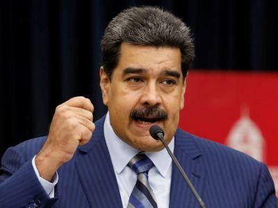 Мадуро впервые встретился с членами Международной контактной группы по Венесуэле