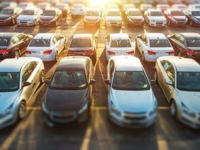 В Европе падают продажи автомобилей