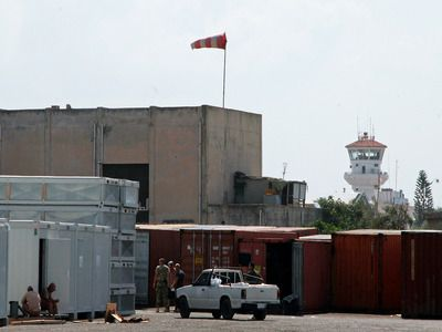 "Militants in Syria Shelled  Russian Base ""Khmeimim"""