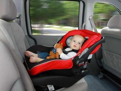 Родители забыли новорождённого в гамбургском такси