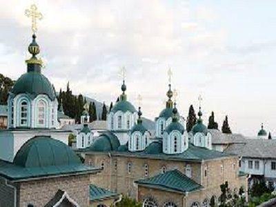 Русский на Афоне Пантелеимонов монастырь пострадал при пожаре