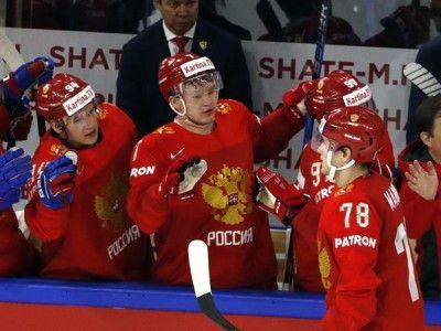 Определены четвертьфиналисты чемпионата мира по хоккею
