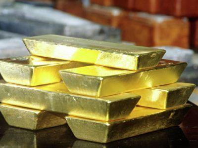Британские журналисты считают, что увеличение закупок золота Россией является «плохим знаком»