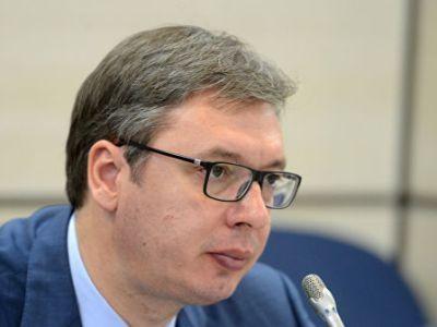 Президент Сербии призвал признать потерю контроля над Косово