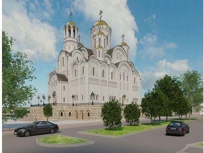В Екатеринбургской епархии заявили о нехватке храмов в городе