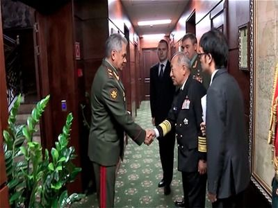 Shoigu is Counting on Productive Cooperation between Russia and Japan in the Military Sphere
