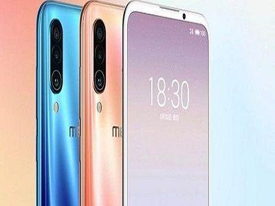 Meizu представила смартфон с тройной камерой