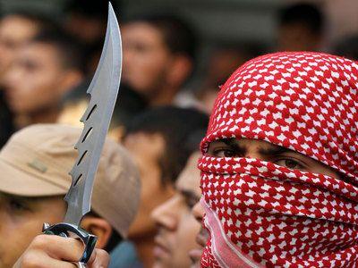 Палестинец устроил резню на улицах Иерусалима