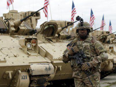 США увеличивают военное присутствие в Польше