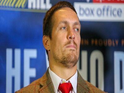 WBO Deprived Alexander Usik of Boxing World Title