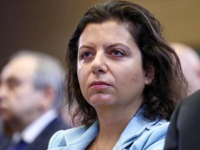 Главный редактор «России сегодня» Маргарита Симоньян попала в больницу после инцидента с Любовью Соболь