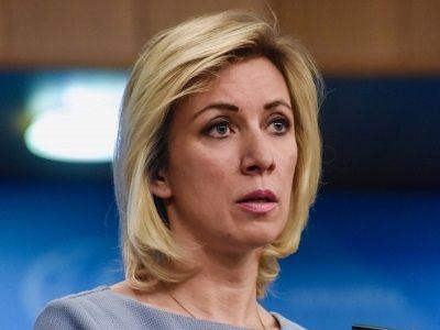 «Русская — значит виновна»: Захарова прокомментировала приговор россиянке в США
