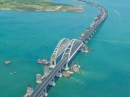 На ПМЭФ презентовали Крымский мост в необычном формате