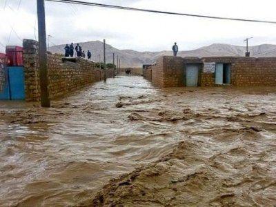 В Китае из-за наводнения эвакуировали 45 тысяч человек