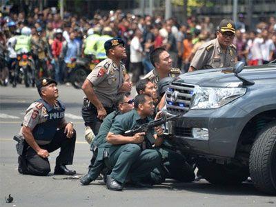 Назван организатор покушений на чиновников в Индонезии