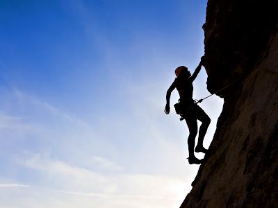 Британский незрячий альпинист совершил рекордное восхождение