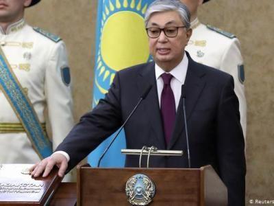 В Казахстане Токаев принес президентскую присягу
