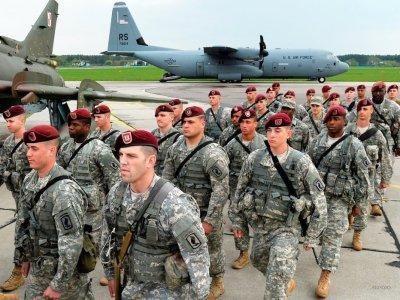 США планируют серьёзно увеличить свой воинский контингент в Польше