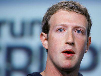 Цукерберг оказался причастен к утечке личных данных пользователей