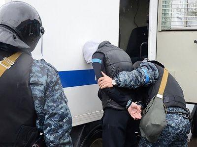 В Кремле прокомментировали жёсткие задержания на марше в поддержку Голунова