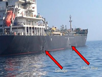 US Unveiled Evidence of Iran's Involvement in Tanker Bombings