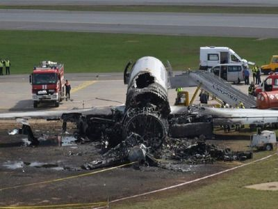 IAC Reported on Attempts by the Pilots of Burnt SSJ to Go to the Second Round