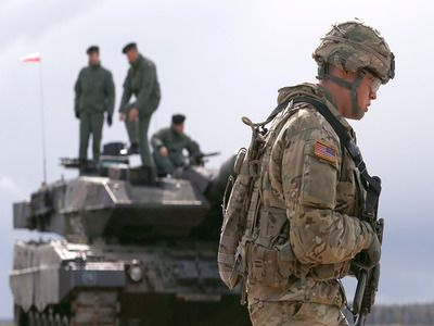 Poland Decided to Place the US Military near the Border with Belarus