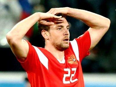 Дзюбу признали лучшим игроком «Зенита» в прошлом сезоне