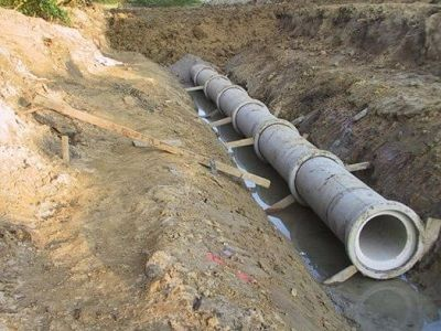 Застрявшего в бетонной трубе на семь часов калининградца спасли сотрудники Росгварди