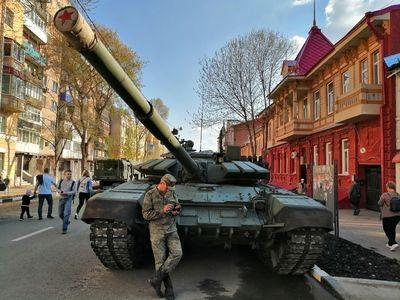 В Польше нетрезвому водителю грозит срок за катание на советском танке