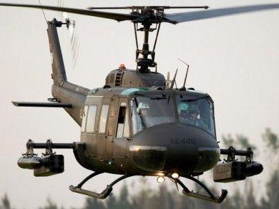 Японский военный вертолёт потерпел крушение